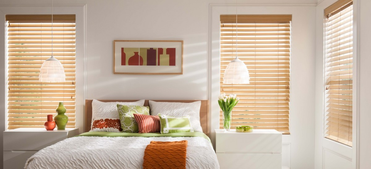 3 Things To Consider When Choosing Between Faux & Real Wood Blinds