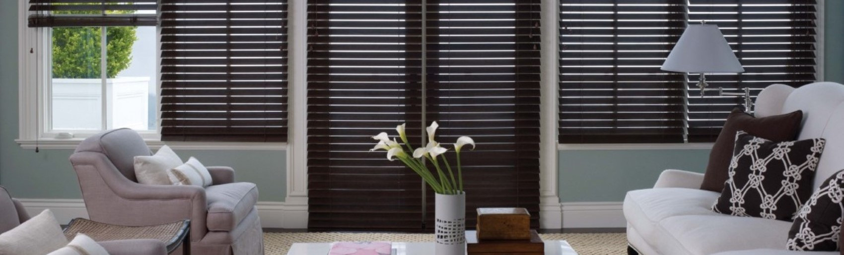 Fresno Wood Blinds