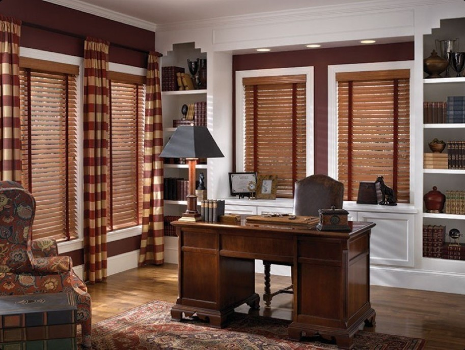 Wood Window Blinds in Fresno, CA